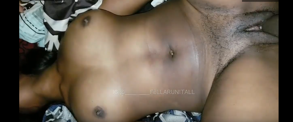 Ebony Teen Can't handle the dick!